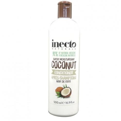 Inecto Naturals - Coco - Acondicionador con aceite de coco orgánico - 500ml