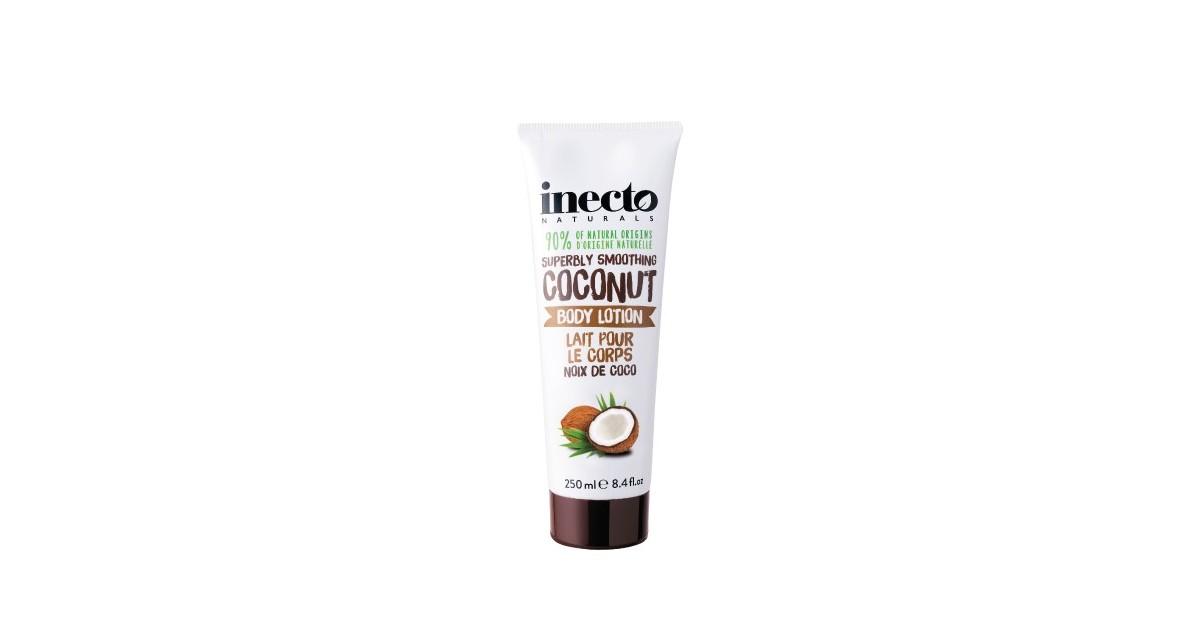 Inecto Naturals - Loción Corporal de Coco.