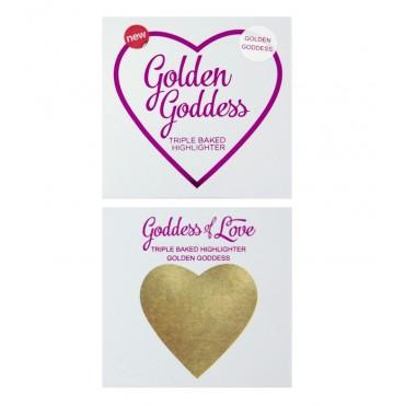 I Heart Makeup - Iluminador Hearts - Golden Goddess