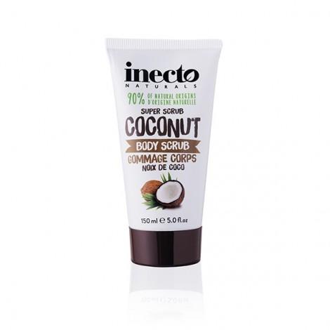 Inecto Naturals - Coco - Exfoliante Corporal
