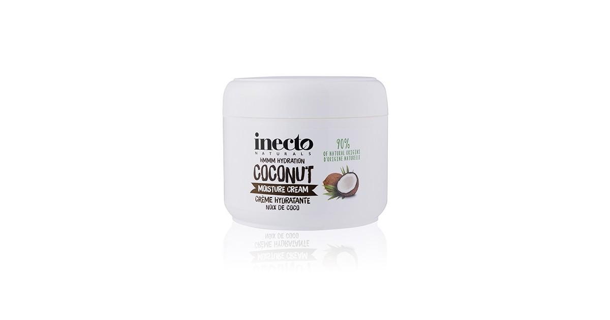 Inecto Naturals - Crema Humectante de Coco