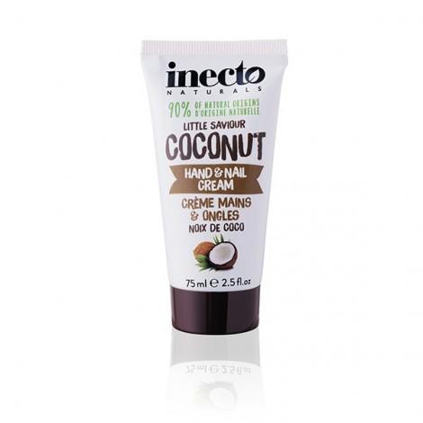 Inecto Naturals - Crema de manos de Coco
