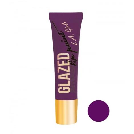 L.A. Girl - Labial Líquido Glazed Lip Paint - GLG798 Tempt