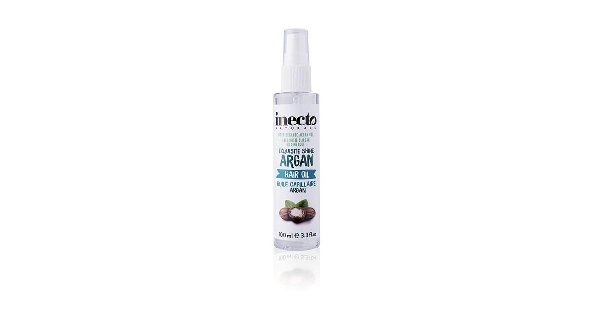 Inecto Naturals - Aceite Capilar de Argán