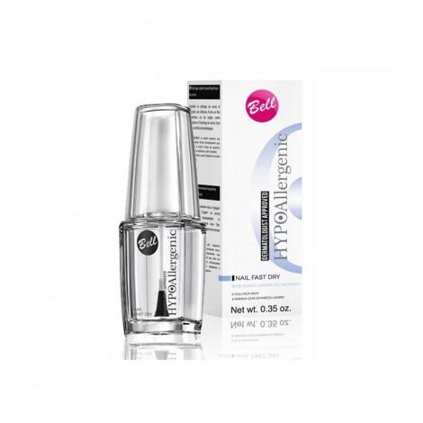 Bell - Hypo - Acondicionador de uñas hipoalergénico Nail Fast Dry