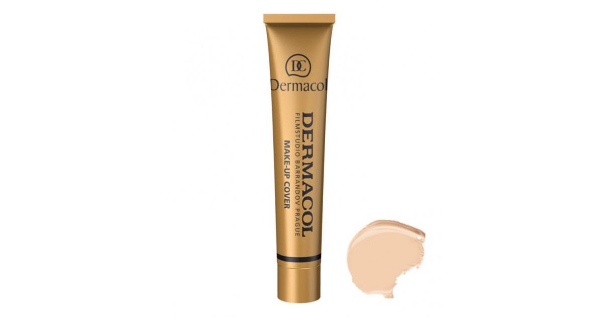 Dermacol - Base de maquillaje Cover FPS 30 - 207