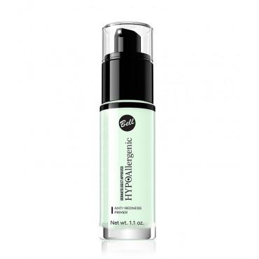 Bell - Prebase de maquillaje anti-rojeces hipoalergénica