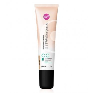 Bell - Base de maquillaje hipoalergénica CC Cream 04