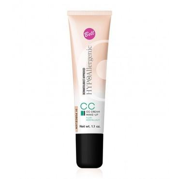 Bell - Hypo - Base de maquillaje hipoalergénica CC Cream 01