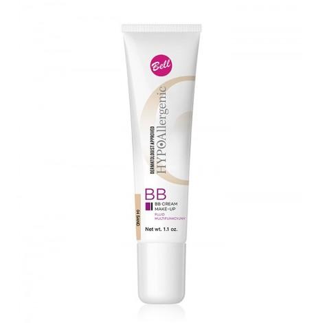 Bell - Base de Maquillaje Hipoalergénica BB Cream 04