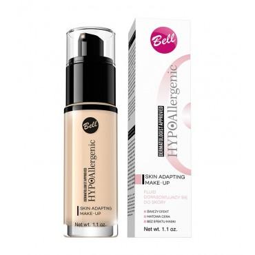 Bell - Hypo Base de Maquillaje Segunda Piel Hipoalergénica Skin Adapting 01