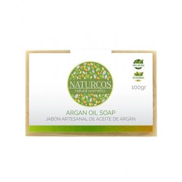 Naturcos - Jabón Artesanal de Aceite de Argán