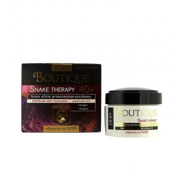 Hean Boutique - Crema anti arrugas de día con péptidos de veneno de serpiente Snake Therapy