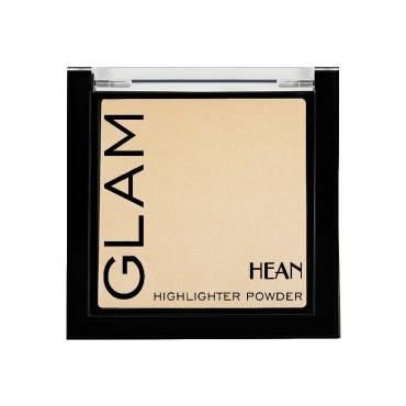 Hean - Polvo compacto iluminador GLAM 205