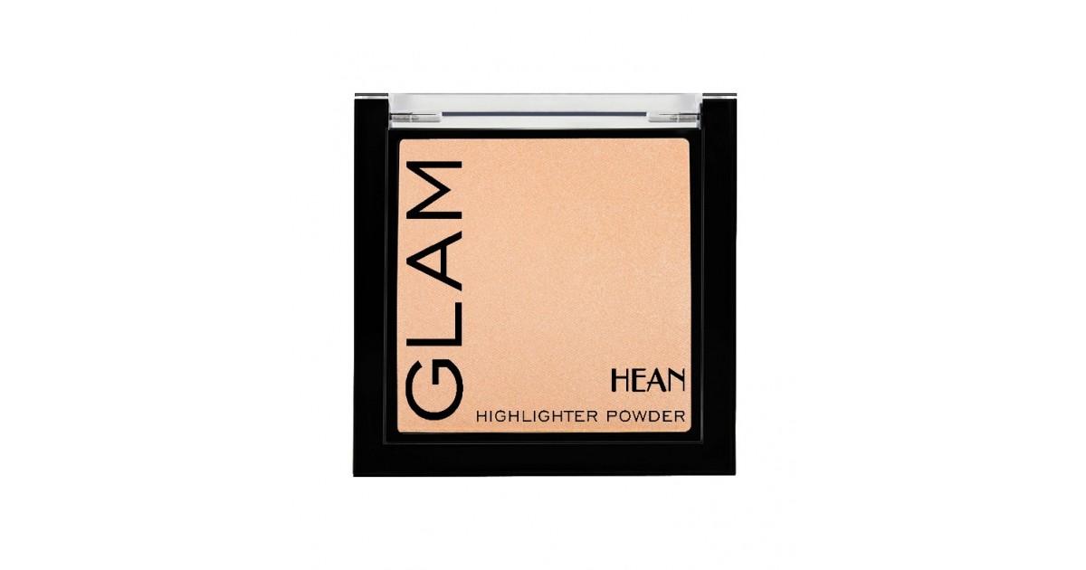 Hean - Polvo compacto iluminador GLAM 206