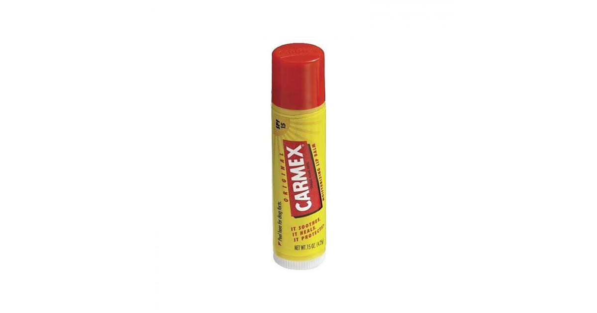 Carmex - Bálsamo labial Click Stick - Clásico