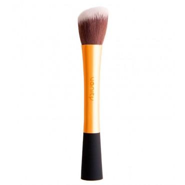 Vanity Tools - Metal Glam - Brocha biselada