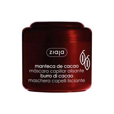 Ziaja - Mascarilla para el Cabello de Manteca de Cacao