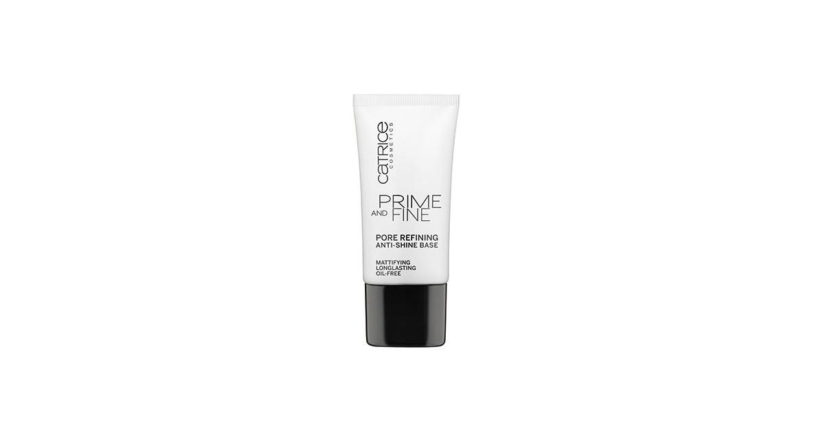 Catrice - Base Reductora de Poros y Antibrillos Prime And Fine