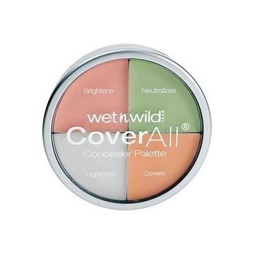Wet n Wild - Paleta de Correctores CoverAll