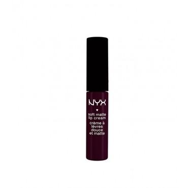 NYX Professional Makeup - Labial Líquido Soft Matte - Transylvania