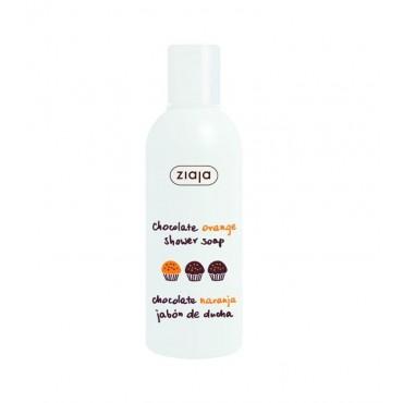 Ziaja - Chocolate y Naranja - Gel de ducha