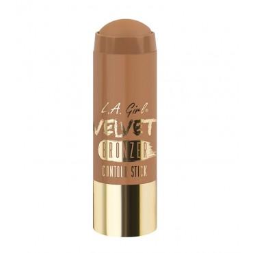 L.A. Girl - Bronceador Velvet Contour Stick - GCS596: Suede