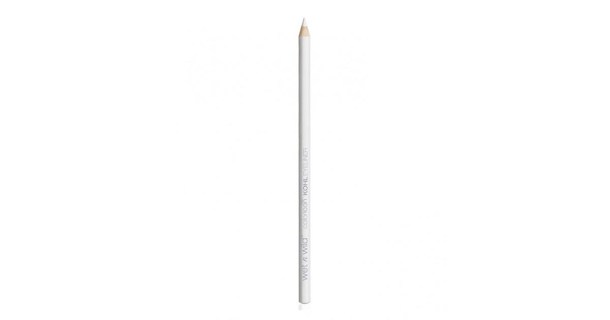 Wet N Wild - Lápiz delineador de ojos Color Icon - E608A: You're Always White