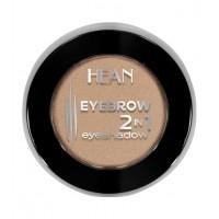 Hean - Sombra para cejas 2 en 1 - 401: Blonde