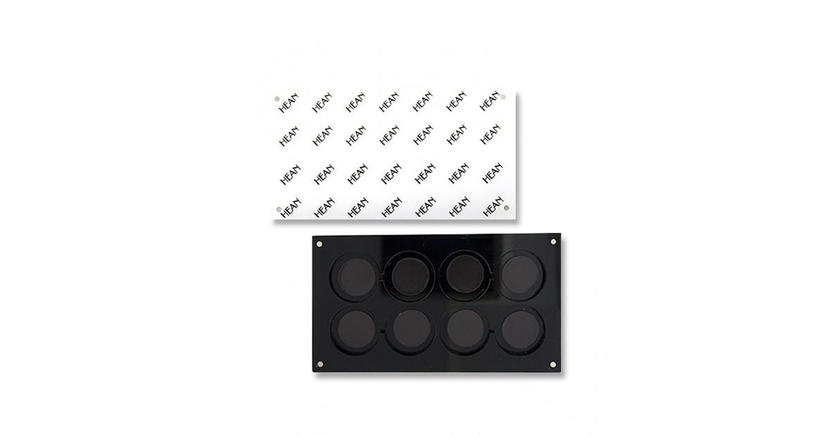 Hean - Paleta customizable vacía tamaño pequeño
