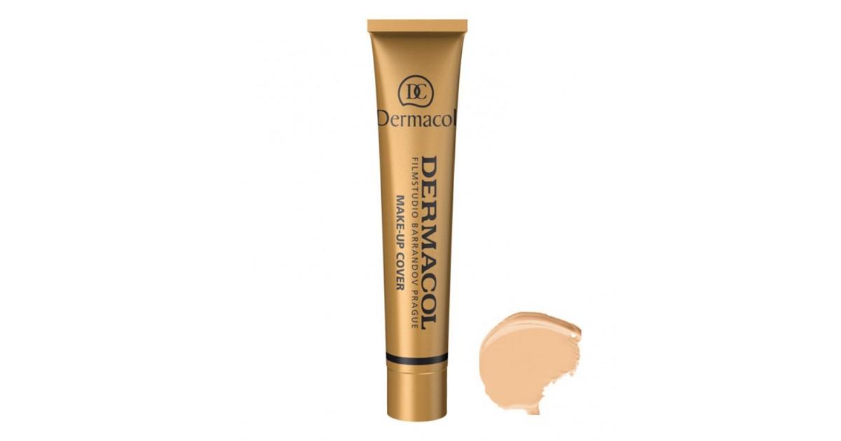 Dermacol - Base de maquillaje Cover FPS 30 - 222
