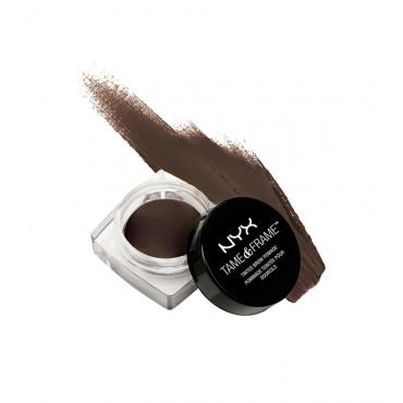 NYX Professional Makeup - Gel para cejas Tame & Frame Brow Pomade - TFBP04: Espresso