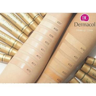 Dermacol - Base de maquillaje Cover FPS 30 - 215