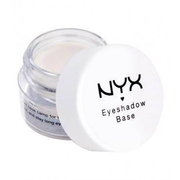 NYX Professional Makeup - Prebase para sombras - ESB01: White