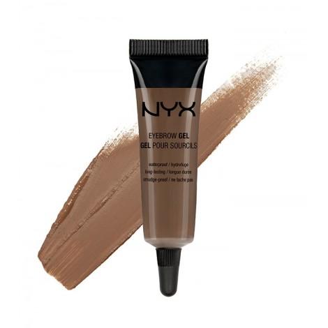 NYX Professional Makeup - Gel para cejas - EBG03: Brunette