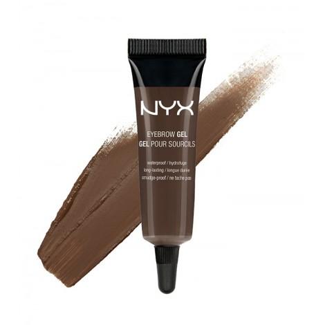 NYX Professional Makeup - Gel para cejas - EBG04: Espresso