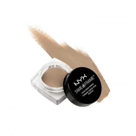 NYX Professional Makeup - Gel para cejas Tame & Frame Brow Pomade - TFBP01: Blonde