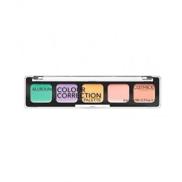 Catrice - Paleta correctora Allround Colour Correction