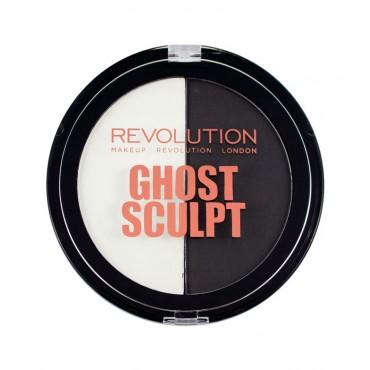 Makeup Revolution - Polvos para contornear Ghost Sculpt