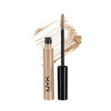 NYX Professional Makeup - Fijador para cejas con tinte - Blonde