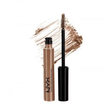 NYX Professional Makeup - Fijador para cejas con tinte - Chocolate