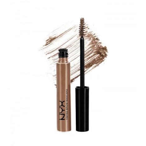 NYX Professional Makeup - Fijador para cejas con tinte - Brunette