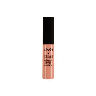 NYX Professional Makeup - Labial Líquido Soft Matte - SMLC16: Cairo