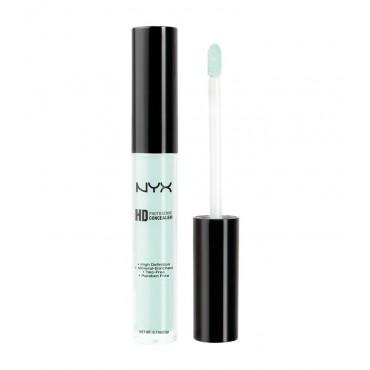 NYX Professional Makeup - Corrector líquido HD - CW12: Green