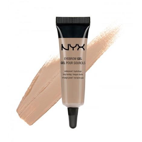 NYX Professional Makeup - Gel para cejas - EBG01: Blonde