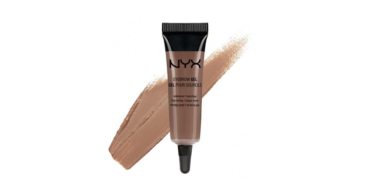 NYX - Gel para cejas - EBG02: Chocolate