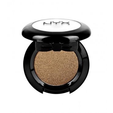 NYX Professional Makeup - Sombra de ojos Hot Singles - HS74: Gold Lust