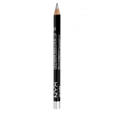 NYX Professional Makeup - Delineador de ojos Slim - 905: Silver