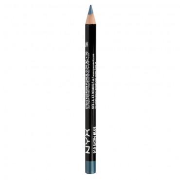 NYX Professional Makeup - Delineador de ojos Slim - 910: Satin Blue