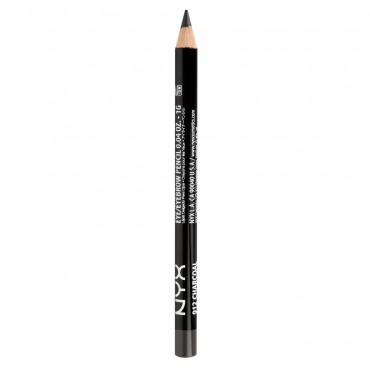 NYX Professional Makeup - Delineador de ojos Slim - SPE912: Charcoal